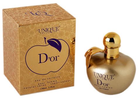 Univers Parfum Unique D'or женская туалетная вода
