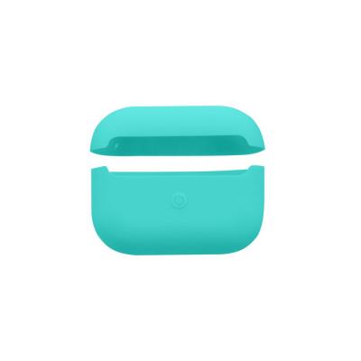 Футляр для наушников Airpod Pro Slim Цвет Mint Green