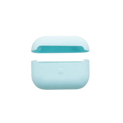 Футляр для наушников Airpod Pro Slim Цвет Sky Blue