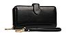Кошелек клатч черный на молнии код 232, фото 2