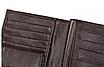Кошелек портмоне мужской коричневый натуральная кожа код 251, фото 2