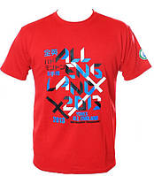 Футболка Yonex All England Red