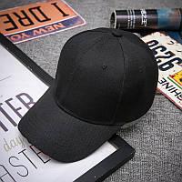 Крутая черная кепка