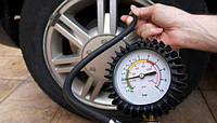 Какое давление в шинах должно быть зимой?