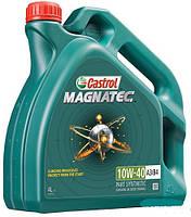 Масло Castrol Magnatec 10W40 A3 B4 4л