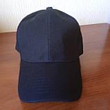 Крутая черная кепка, фото 3