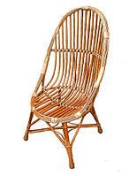 Кресло Капля, плетенное из лозы , фото 1