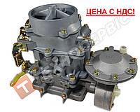 Карбюратор К135 (ЦЕНА С НДС)на ГАЗ-53, 53А, 5312, 3307, 66, 71,3402, 4905,ПАЗ-672, 32055(К135-1107010) Россия