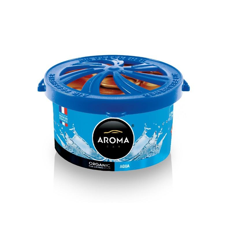 Ароматизатор Aroma Car Organic Aqua Аква