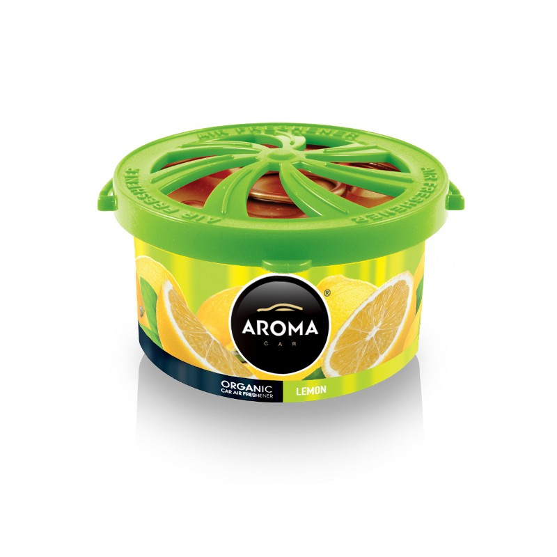 Ароматизатор Aroma Car Organic Lemon Лимон
