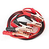 Пусковые провода ALLIGATOR BC651 CarLife 500A 3м сумка, фото 2