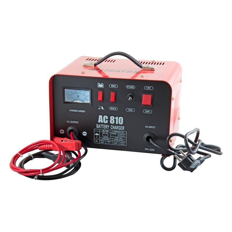 Пуско-зарядное устройство для АКБ Alligator AC810