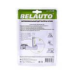 Автодержатель для телефона 2 в 1 с крючком BELAUTO захват 55-95 мм на подголовник (DU28), фото 5