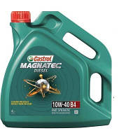 Масло Castrol Magnatec Diesel 10W40 B4 4л