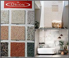 Декоративная штукатурка гранитно-мраморная натуральная силиконовая Орион | Orion
