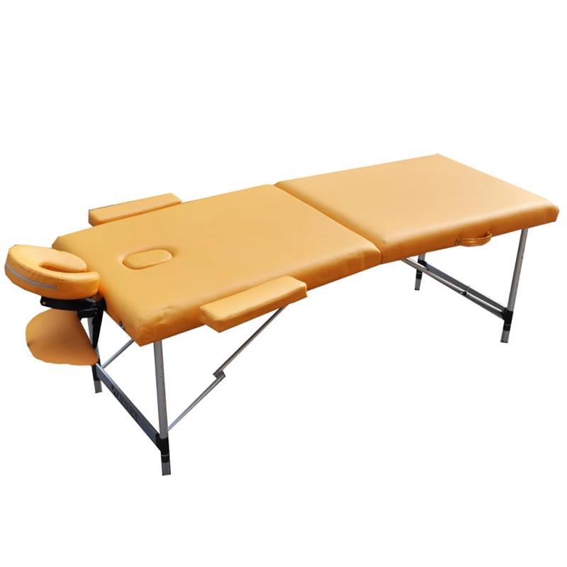 Массажный стол ZENET ZET-1044 M yellow
