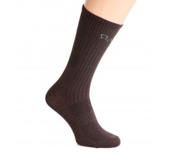 """Шкарпетки Берець""""демісезонні коричневі"""
