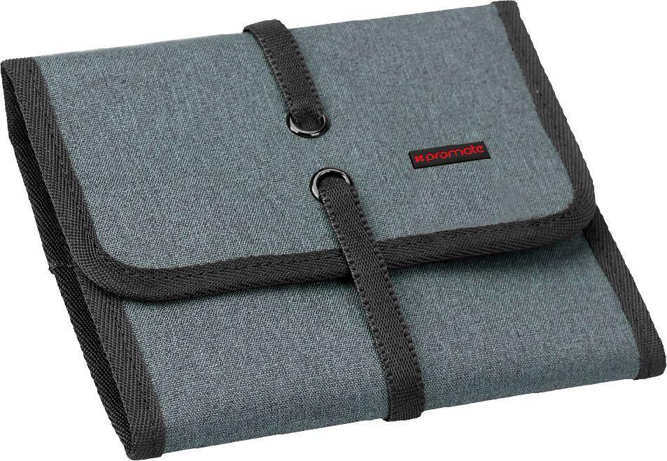 Сумка-органайзер Promate TravelPack-S Grey