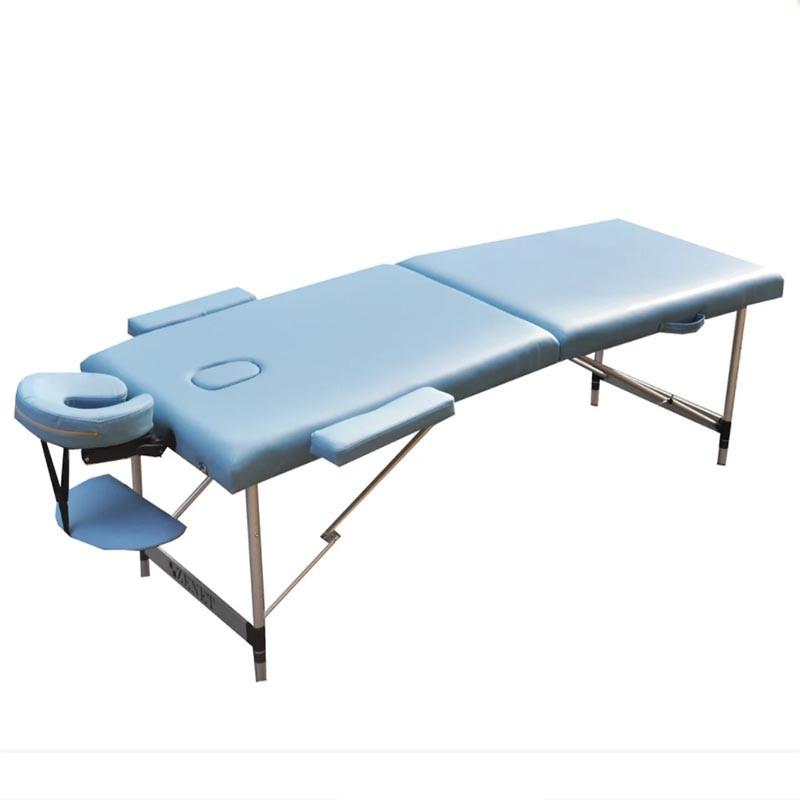Массажный стол ZENET ZET-1044 L light blue