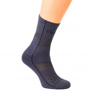 Шкарпетки Ярунь трекінгові  демісезонні Сірі