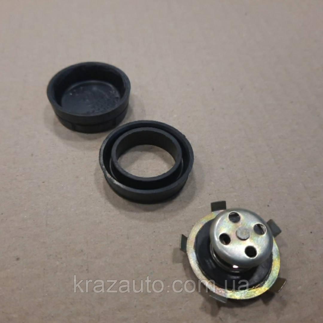 Ремкомплект циліндра гальмівного головного 1-секц. ГАЗ 53 (3-й щонаймін., з клапаном) 51-3505010/20