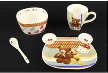 Набор посуды детский керамический А-Плюс- 401