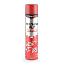 Антикоррозийный спрей NOWAX NX65370 UnderCoating 650ml