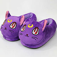 Тапочки-игрушки для кигуруми плюшевые / тапки кигуруми