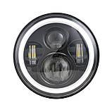 Модельная фара BELAUTO ETI+DRL BOL0160 4320/2160 лм, фото 3