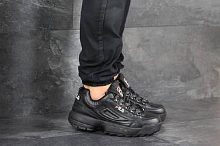 Черные кроссовки женские, фото 3