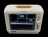 Монітор пацієнта , SpO2, NiBP Philips SureSingns VS3, фото 5