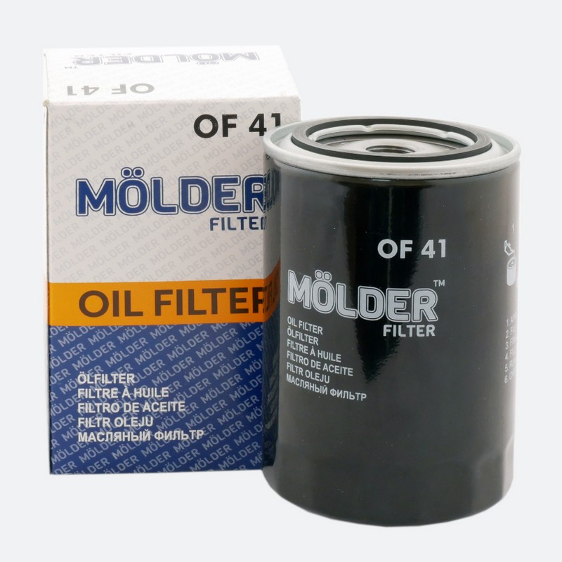 Фильтр масляный MOLDER аналог WL7068/OC51/W94025 (OF41)