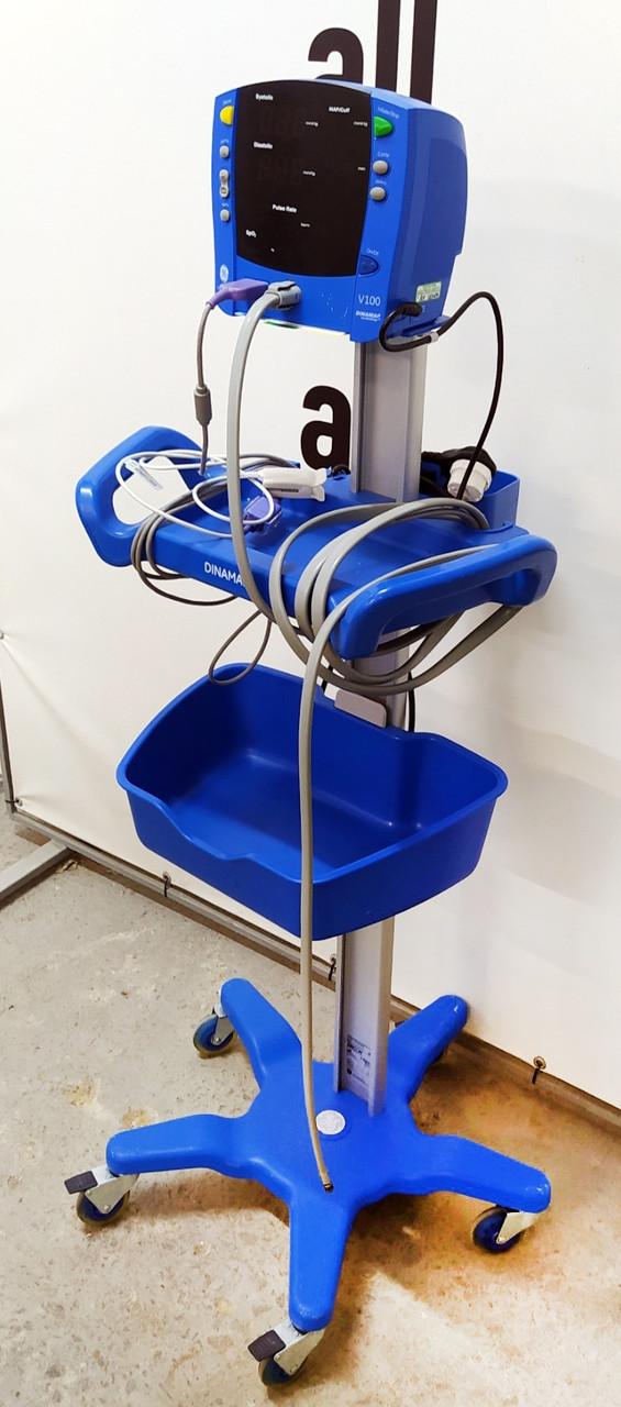 Монітор пацієнта , SpO2, NiBP Dinamap V100 General electric