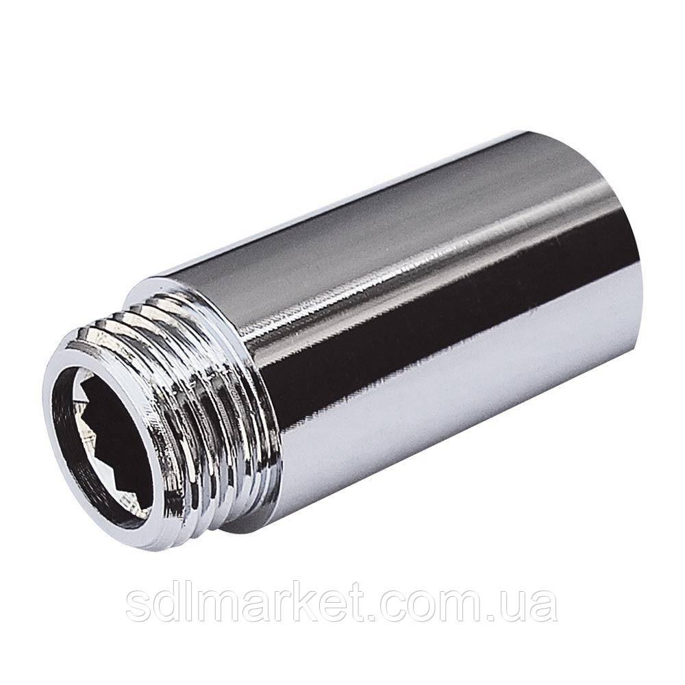 """Удлинитель SOLOMON 1/2"""" хром 55мм 6105"""