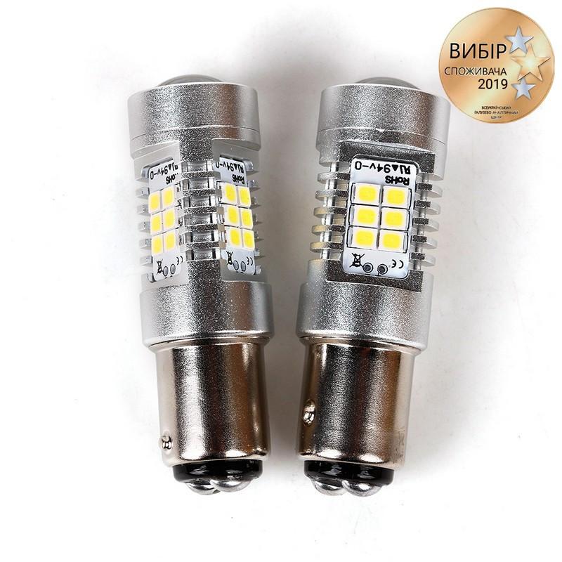 Светодиодные лампы CARLAMP 4G-Series P21/5W (4G21/1157)