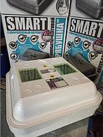 Домашний инкубатор для яиц Рябушка 70 Смарт цифровой с ручным переворотом яиц Инкубатор бытовой