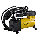 Автомобильный компрессор Solar однопоршневой 35 л/мин AR204, фото 2