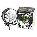 Доп LED фара BELAUTO (рассеивающий) BOL0403F, фото 2