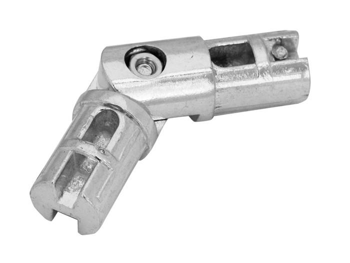 Муфта петельна GIFF хром R-41 система Джокер