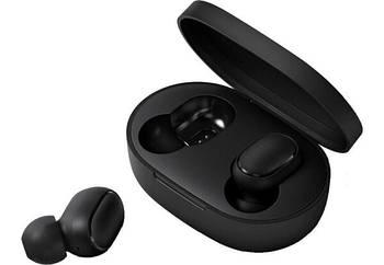 Наушники беспроводные Bluetooth Xiaomi Redmi Airdots Black Original