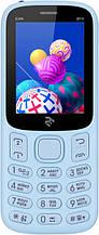 Мобильный телефон 2E E240 2019 Dual Sim City Blue