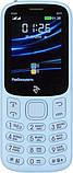 Мобильный телефон 2E E240 2019 Dual Sim City Blue, фото 2