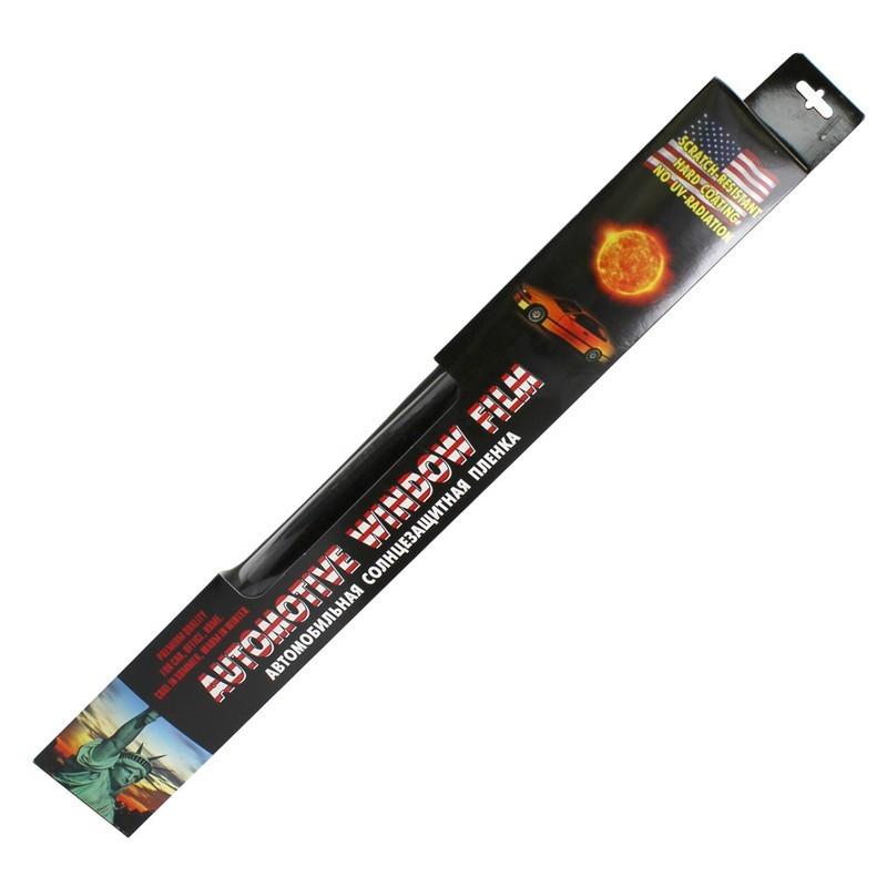 Тонировочная плёнка Американка Black 0,75x3 м (SF75)