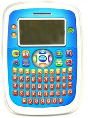 Обучающий планшет на укр. языке, детский компьютер, Країна іграшок 6 учебных функций, музыка, для детей