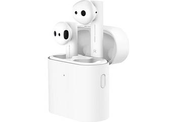 Наушники беспроводные Bluetooth Mi Air 2 White