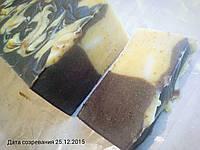 Натуральное мыло Апельсиново-шоколадное