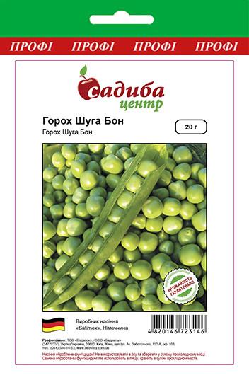 Семена гороха Шуга Бон 20 г, Satimex