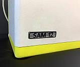 Відсмоктувач Sam 12. Максимальний від'ємний тиск 1 атмосфера, колба 1500мл, фото 3