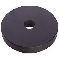 Стальные блины для штанги трёхкилограммовые диски на штангу ZELART Диаметр 30 мм Сталь (TA-2520-3)