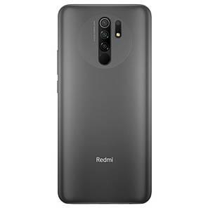 "Смартфон Xiaomi Redmi 9 Grey 6.53"" память 6/128GB камера 13/8 Мп Helio G80 Батарея 5020мА Android 10 CN версия, фото 2"